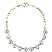 Somervell Necklace - Gold, $28