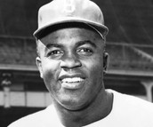 My character is Jackie Robinson