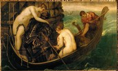 The Rescue of Princess Arsinoe