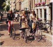 Prendre un tour à vélo