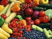 Debes comer muchas frutas y verduras.