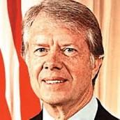 President James E. Carter.