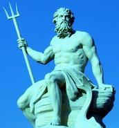 The story of Poseidon