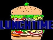 Lunchtime Information