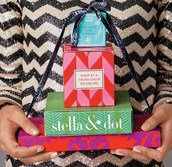 Love Stella & Dot? Get Added to the Email List!  Click 'Follow Me' (Right side of Flyer) to get the updates on the latest trends and sales!