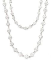 Devon Layering Necklace-Silver