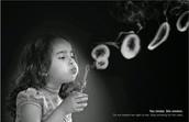 you smoke. she smokes