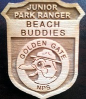 Official Junior Ranger Badge