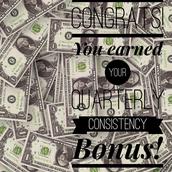Consistency Bonus