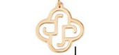 Clover Alphabet J Charm (50% off)