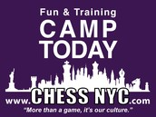 Columbus Day Chess Camp