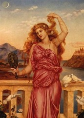 Aphrodite promised Paris Helen's hand in marriage