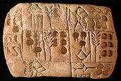 Ancient Mesopotamian Writing