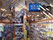 Our shop has the best fishing supplies out there!