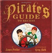 Pirates Guide to Recess-Hardcover 14.00