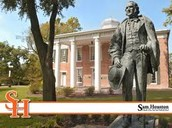 How to contact Sam Houston university