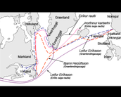 Routes of the Vikings