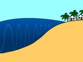 How tsunamis work