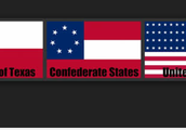 3 flags over texas