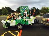 Hillcrest Homecoming Parade