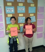 Congrats to the Multiplication Masters of 3rd grade!