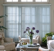 Come To Our Showroom For All Types of Window Treatment Services