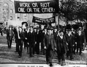 Work or Riot: One or the Other