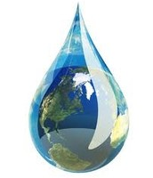 Water surronds us