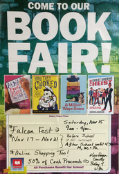 You can still shop the book fair