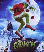THE GRINCH WAS ONE OF THE BEST MOVIES OUT AT THE TIME