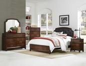 Get the Comfort by Choosing Homelegance Bedroom Sets