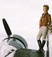 About Amelia Earhart