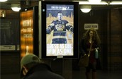 Reebok Puts Fans at the Center of Winter Classic With Social Activated DOOH