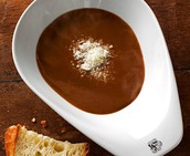 Roasted Flour Soup