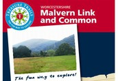 Our new Malvern Link and Common Treasure Trail is Available for Purchase Right Now