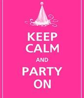 Party Peeps!