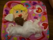 Cute Cupid Cupcakes