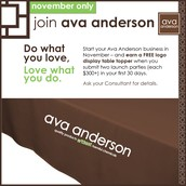 Join Ava, EDUCATE others!