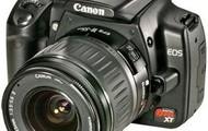 Canon EOS 350D Digital SLR Camera R
