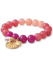 Foundation Stretch Bracelet - Pink