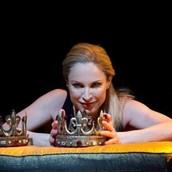 Macbeth's downfall.