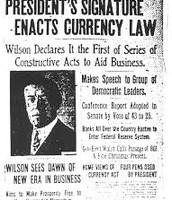 1913 Federal Reserve Act