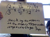 can you multiply more than two fractions at a time?