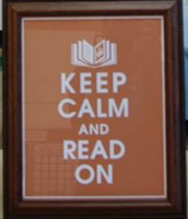Don't forget to Keep on Reading!