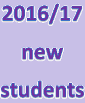 2016/17 Incoming Year 1 students - bus and uniform