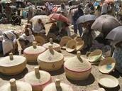 Ancient ceremony in Axum