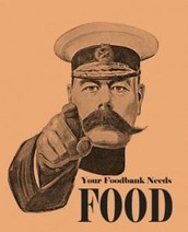 Your foodbank needs YOU!