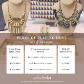 """Jewelry for a Purpose!  April is my """"Give Back Month"""""""