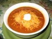 Mo's low-fat chicken chili
