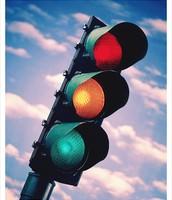 I will follow all traffic laws.